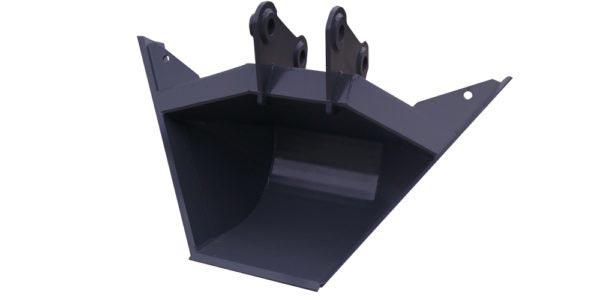 Benna trapezoidale - benne per escavatori e macchine movimento terra