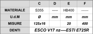 benna rastrello modello 12-30 ql